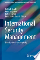 International Security Management