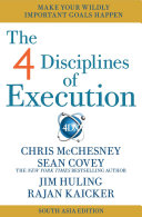 The 4 Disciplines of Execution - India & South Asia Edition