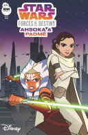 Star Wars  Forces of Destiny   Ahsoka   Padme