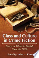 Class and Culture in Crime Fiction Book