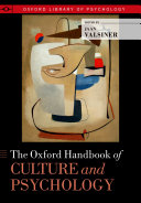 The Oxford Handbook of Culture and Psychology Pdf/ePub eBook