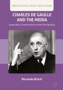 Pdf Charles De Gaulle and the Media Telecharger