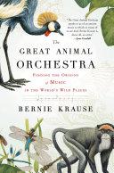 The Great Animal Orchestra Pdf/ePub eBook
