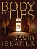 Body of Lies: A Novel Pdf/ePub eBook