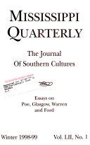 The Mississippi Quarterly Book