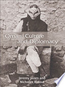Oman  Culture and Diplomacy