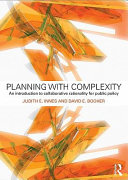 Planning with Complexity