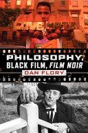 Philosophy, Black Film, Film Noir