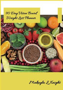 90 Day Vision Board Weight Loss Planner