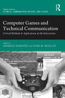 Computer Games and Technical Communication Pdf/ePub eBook