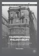 Transnational Philanthropy