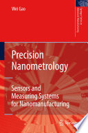Precision Nanometrology