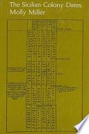 The Sicilian Colony Dates