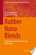 Rubber Nano Blends Book