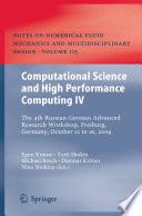 Computational Science and High Performance Computing IV Book