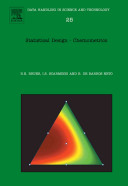 Statistical Design Chemometrics Book PDF