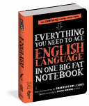 Everything You Need to Ace English Language in One Big Fat Notebook