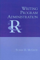 Writing Program Administration