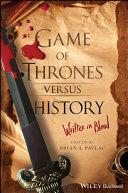 Game of Thrones versus History Pdf/ePub eBook