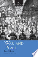 The Originals  War and Peace Book