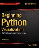 Pdf Beginning Python Visualization Telecharger