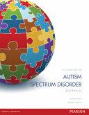 Cover of Autism Spectrum Disorder (Custom Edition)