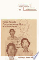 Computer recognition of human faces