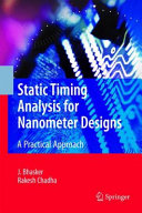 Pdf Static Timing Analysis for Nanometer Designs