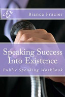Speaking Success Into Existence