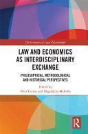 Law and Economics as Interdisciplinary Exchange