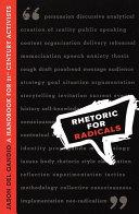 Rhetoric for Radicals [Pdf/ePub] eBook