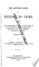 Defences to Crime