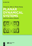 Planar dynamical systems : selected classical problems