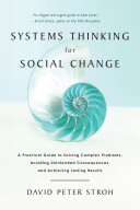 Pdf Systems Thinking For Social Change Telecharger