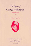 The Papers Of George Washington 1 January 30 April 1794