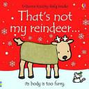 That s Not My Reindeer