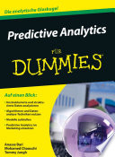 Predictive Analytics für Dummies