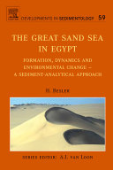 Pdf The Great Sand Sea in Egypt
