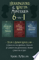The Herringford and Watts Mysteries 6-in-1