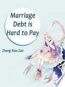 Marriage Debt Is Hard To Pay
