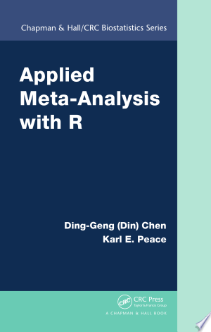 Download Applied Meta-Analysis with R Free Books - Dlebooks.net