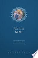 Rev  J  M  Neale Collection  2 Books