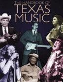 The Handbook of Texas Music Book