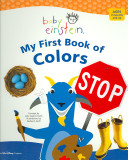 Baby Einstein  My First Book of Colors Book