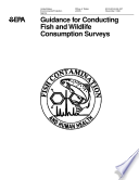 Guidance for conducting fish and wildlife consumption surveys