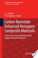 Carbon Nanotube Enhanced Aerospace Composite Materials