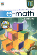 E-math Iii' 2007 Ed.(geometry)