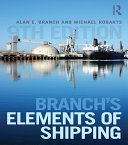 Branch's Elements of Shipping Pdf