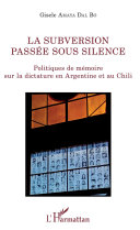 La subversion passée sous silence [Pdf/ePub] eBook
