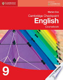 Books - Cambridge Checkpoint English Coursebook 9 | ISBN 9781107667488
